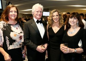 Paula Seager, William Goodwin, Sally Gunnell, Hilary Knight